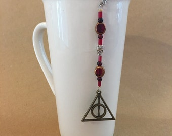 Harry Potter Inspired Tea Infuser - Garnet and Gold