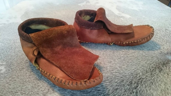 Inca Style Moccasin from Khaos Theory Leather