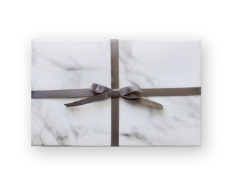 Marble Wrapping Paper // Marble Gift Wrap // Minimal Modern Gift Wrap // Marble Print // Marble Backdrop