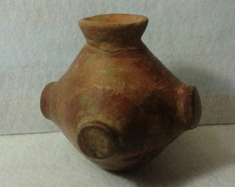 Pre-Col 4 sided pot
