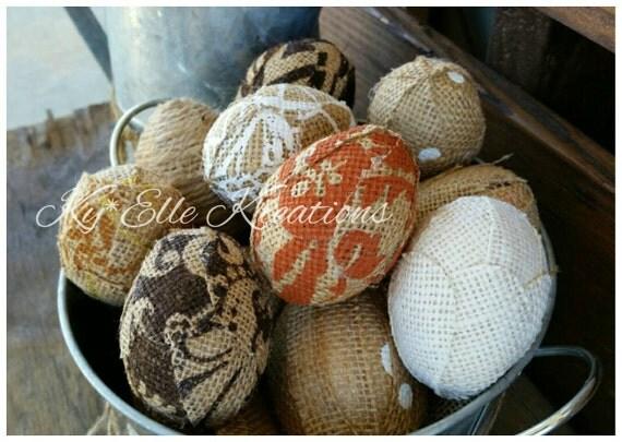 decorative burlap easter eggs easter eggs egghome decor figure decorative easter egg