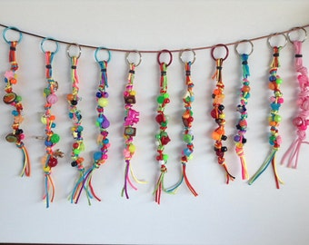 Beaded Keychains (Part 4)