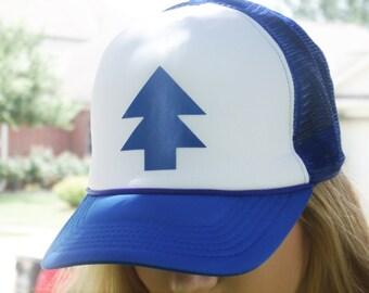 Gravity Falls inspired Dipper hat