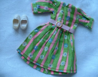 1970s Sindy doll springtime outfit