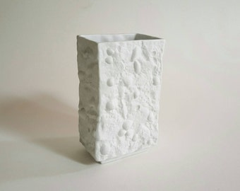 Vintage Porcelain 'Sea shells' II Vase - KPM 1960s