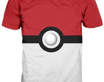 Poke ball T shirt