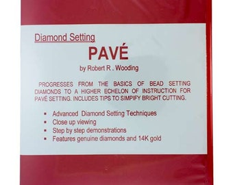 Pave Setting by Wooding - DVD (VT1606)
