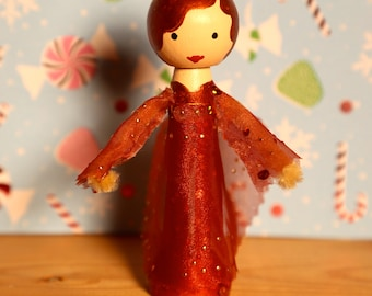 Clothespin Doll