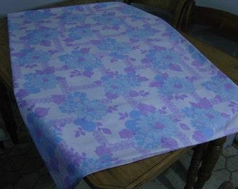 Vintage Floral Single Bed Duvet Cover