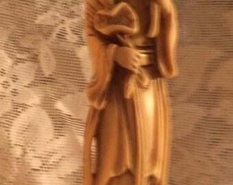 Oriental Bone Figurine