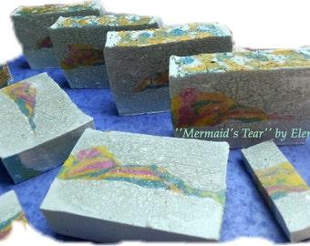 Mermaid s Tear soap by Eleni