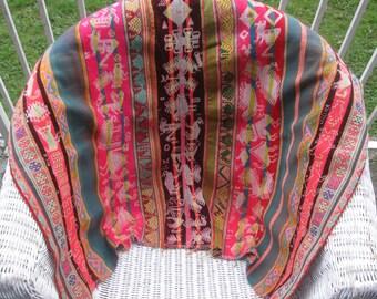 GET 15% OFF Peruvian Woven Textile No. 17