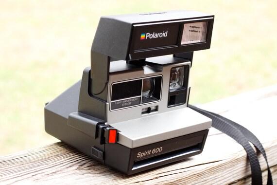 polaroid camera spirit 600 film tested working. Black Bedroom Furniture Sets. Home Design Ideas
