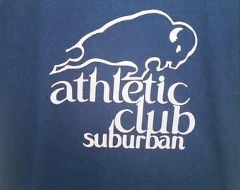 Vintage Buffalo Athletic Club Tshirt