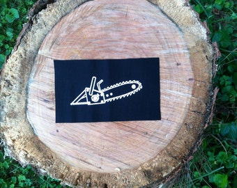 Chainsaw Patch