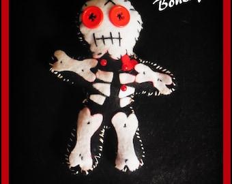 Bonesy The Voodoo Doll !