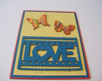 Love Card - Fun Stampers Journey