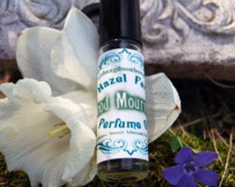 Lavender Perfume - Gothic Perfume - Earthy Perfume - White Floral Perfume - Romantic Perfume - Rain Perfume -  Edwardian Roll On Perfume