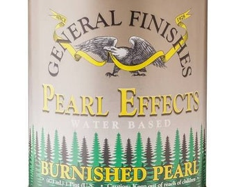 General Finishes Pearl Effects.