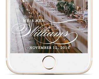 Script Wedding Snapchat Geofilter | Custom  Geofilter | Birthday  Geofilter | Bridal Shower Geofilter | Wedding Geofilter