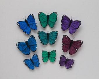 butterfly wall decor wedding butterflies nursery wall decor wall butterfly butterfly wall