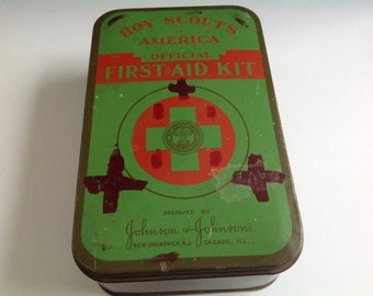 first aid kit instruction booklet