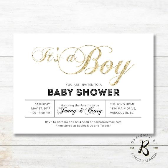 boy baby shower invitation couples coed baby boy shower invites