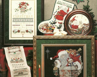 Stoney Creek:  The Gift of Christmas Cross Stitch Booklet 236