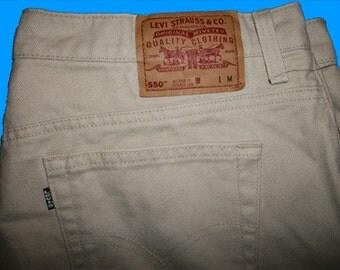 Levis 550 Jeans  Size 24 W M