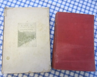 Two Antique Books Life of Girls in 1800's