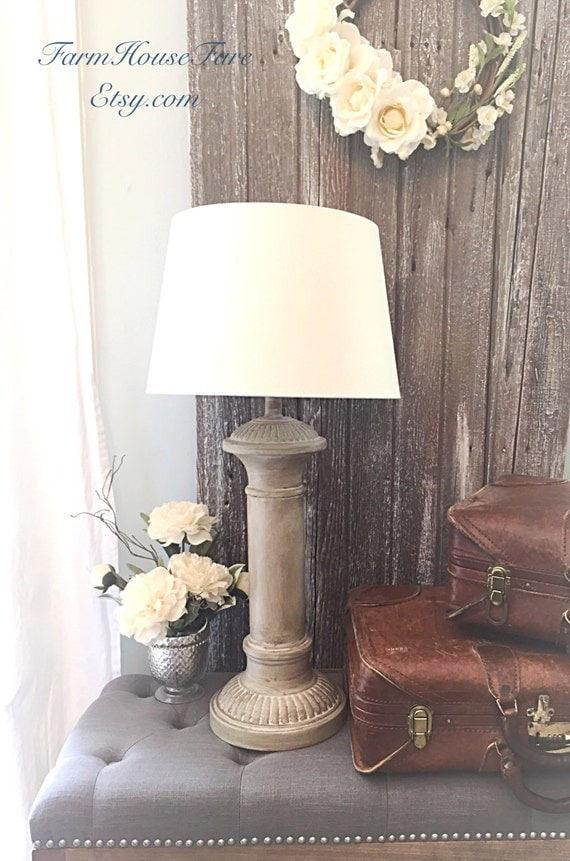 pillar table lamp french provincial lamp tall living room. Black Bedroom Furniture Sets. Home Design Ideas