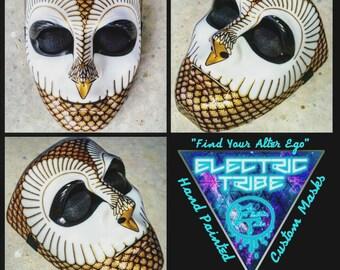 Mystic Owl Mask