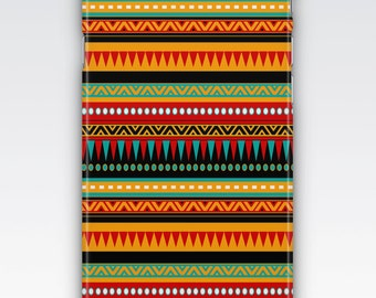Case for iPhone 8, iPhone 6s,  iPhone 6 Plus,  iPhone 5s,  iPhone SE,  iPhone 5c,  iPhone 7  - Aztec Design Multicoloured Pattern