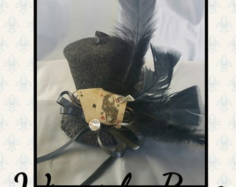 Steampunk/Victorian/Cosplay Christmas Ornaments/Victorian/Steampunk/Cosplay Hats/Victorian/Steampunk/Cosplay Decor