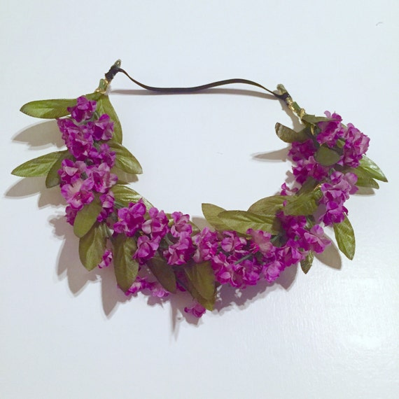 Flower Crown Purple: Flower Crown Purple