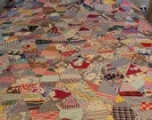Hand pieced Quilt top