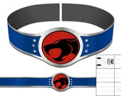Template for ThunderCats Lion-O Belt
