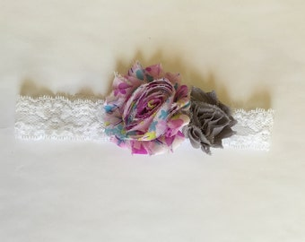 Butterfly princess headband-Newborn
