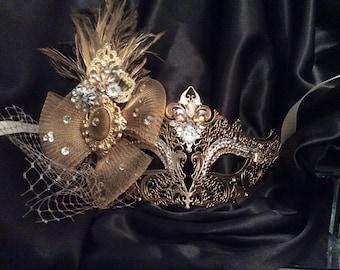 Quinceanera Mask
