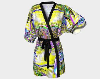 06518-2 Kimono Robe