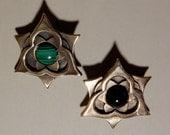 Gothic Star Pendant
