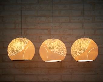 Lighting design and ceramics by rachel by rachelnadlerceramics ceiling lights chandelier lighting lamp shades pendant lights aloadofball Image collections