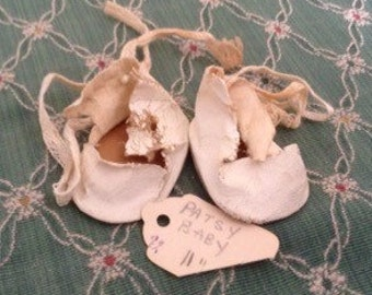 Very Vintage Patsy Baby Doll Shoes