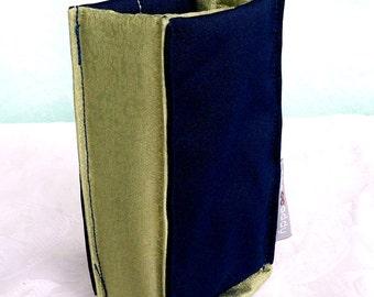 Triple Eyeglass Case/Pocket - Bluegrass