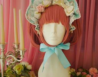 H094 Closet in Wonderland Bonnet