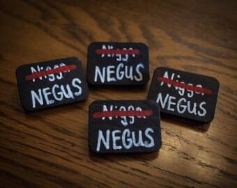 Negus Wood Pin