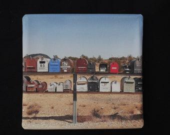 Canvas Letterboxes