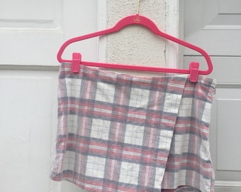 Urban Outfitters Plaid Skort