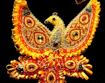 The Firebird talisman