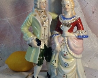 King Louie and Antoinette,Lamp ~ Free Shipping in U.S.A.